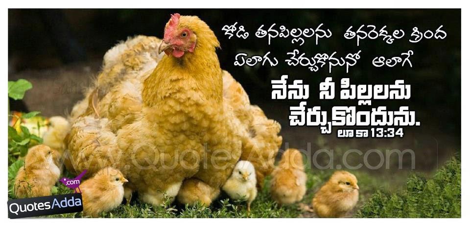 Bible Beautiful Words Telugu Beautiful Bible Word