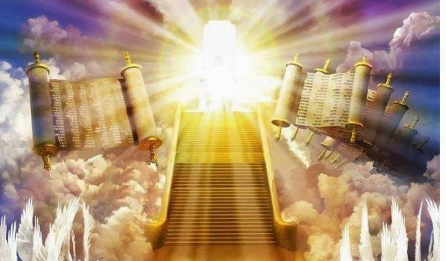 """"""" O Senhor Jesus está assentado a direita de Deus Pai"""""""