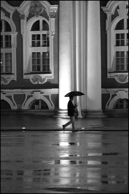 Une petite pluie…