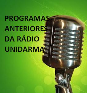 PROGRAMAS DA RÁDIO