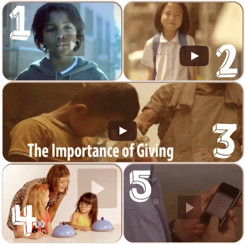 5 vídeos cortos para educar en valores