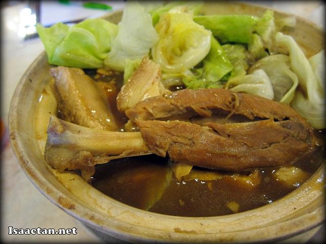 #1 Fong Keow Bak Kut Teh (1pax) - RM11.50
