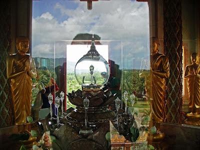 Reliquia Buda Wat Chalong