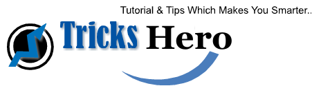 TricksHero.Com - Tech , Tricks And Hacks Portal