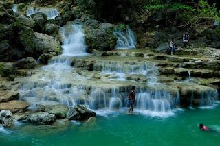 tempat wisata Air Terjun Sri Gethuk (Gunung Kidul)