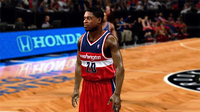 NBA 2K13 Cartier Martin Player Update