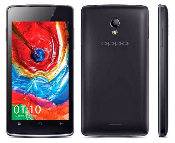Spesifikasi dan Harga Oppo R1001 Joy