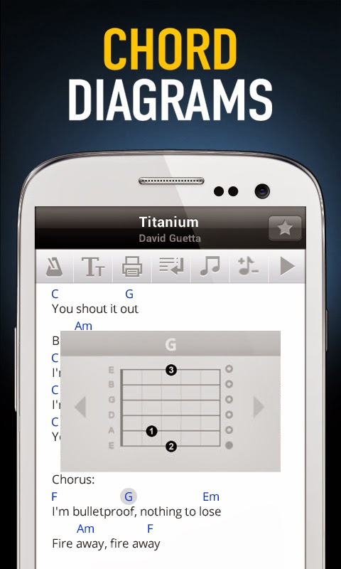 Ultimate Guitar Tabs & Chords v2.1.2