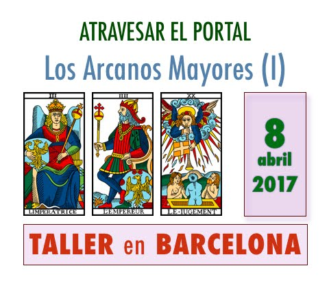 Taller Intensivo BARCELONA * Próximo Sábado
