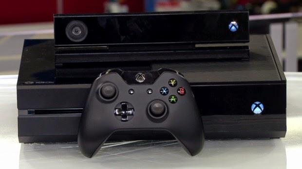 Xbox One y su sensor de movimiento Kinect