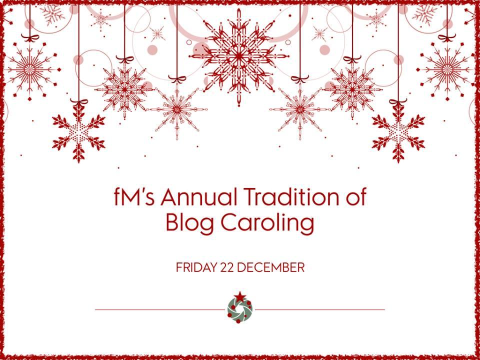 Blog Caroling