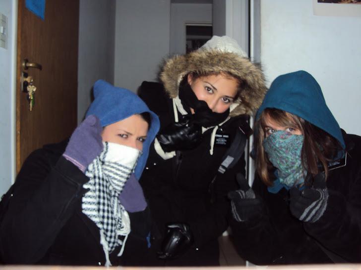 burrrr, cold spell