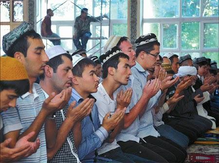 Muslim Xinjiang (chinadaily.com)