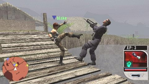 [Psp] Syphon Filter Combat Ops [Pal] [Spanish]