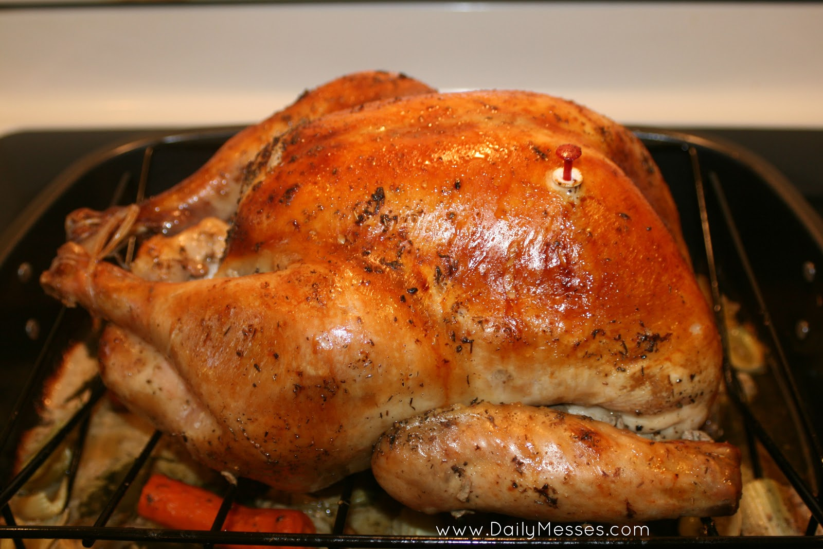 Daily Messes: How To Cook The Perfect Turkey