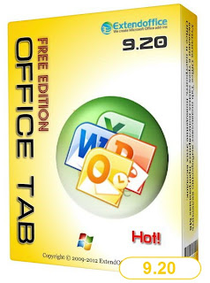 Office Tab Enterprise 9.20