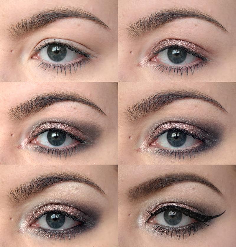 The Illamasqua Celestial Palette Review And Sparkling Smokey Eye