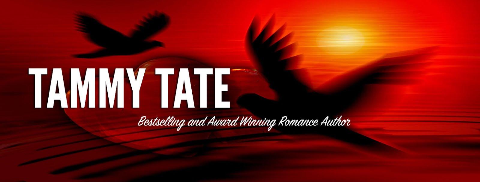 Author Tammy Tate