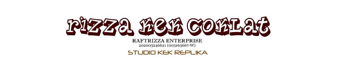 Rizza Kek Coklat