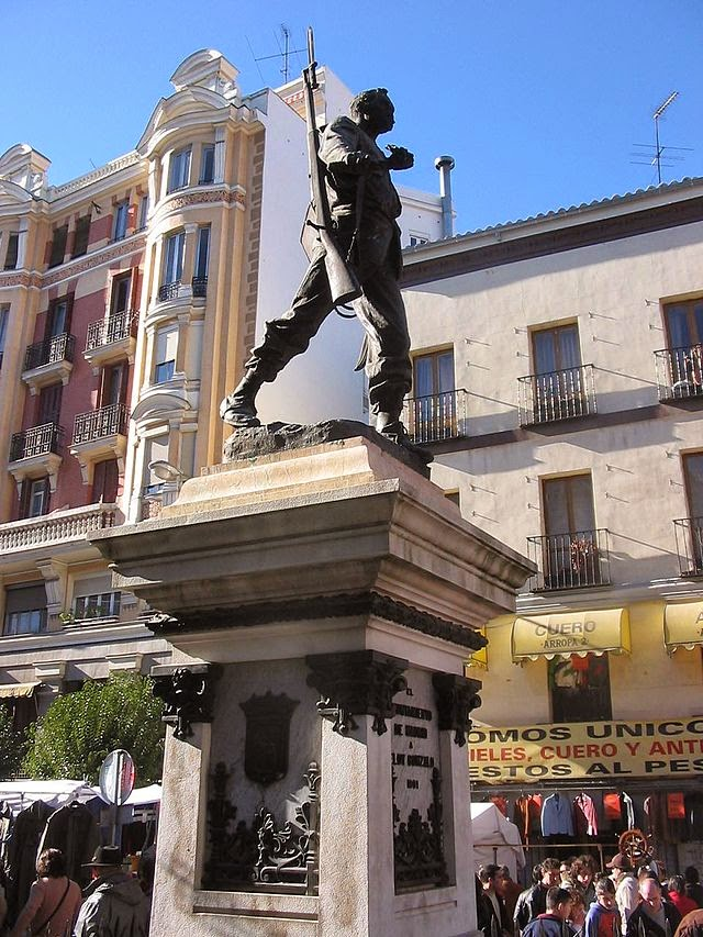 Eloy Gonzalo, héroe de Cascorro