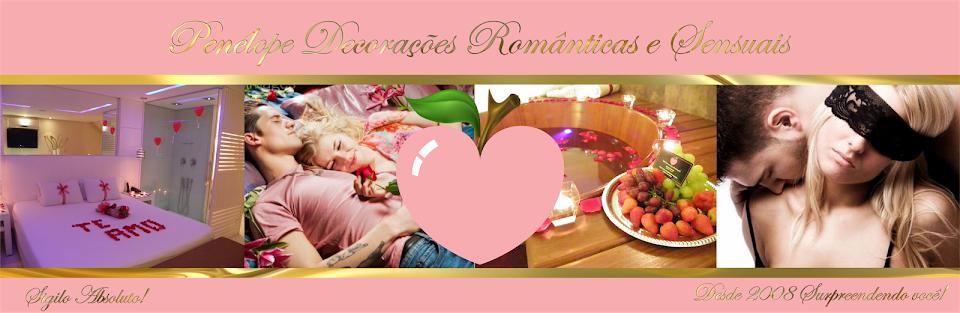 .:: Penélope Decorações Romanticas e Sensuais ::.