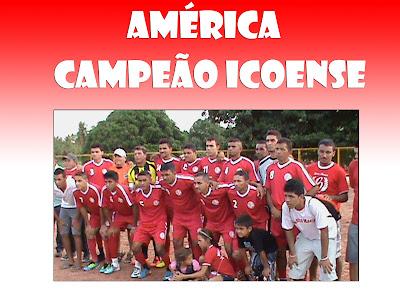 AMÉRICA É CAMPEÃO !!!