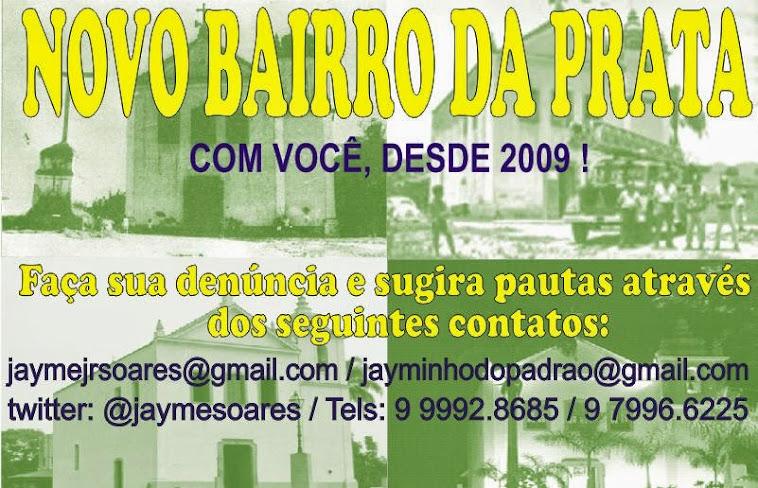NOVO BAIRRO DA PRATA