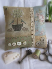 Spring Tree Cushion