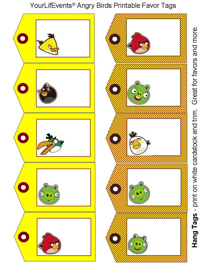 Para M  S Ideas De C  Mo  Anizar Una Fiesta Angry Birds Busca