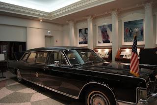 Limousine of President Nixon