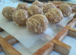 Oat Balls-replace junk filled sweets