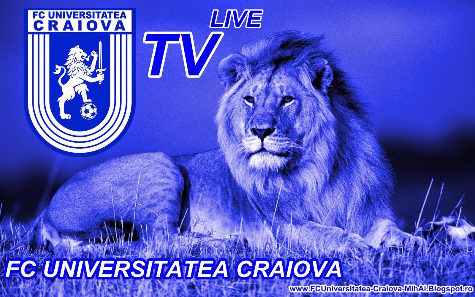 ❤ UNIVERSITATEA CRAIOVA TV