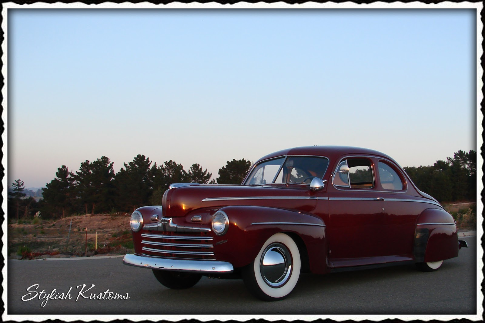 форд 46 года кабриолет #9