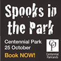 Centennial Parklands Spooks in the Park 2014