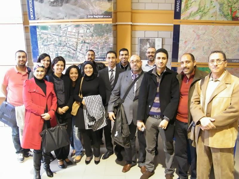 18 funcionarios de Marruecos en los sistemas de información y de gestión