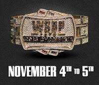 Mesa final Main Event WSOP 2013   Live