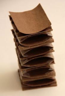 Trik Membuat PER / PEGAS dari KARDUS bekas