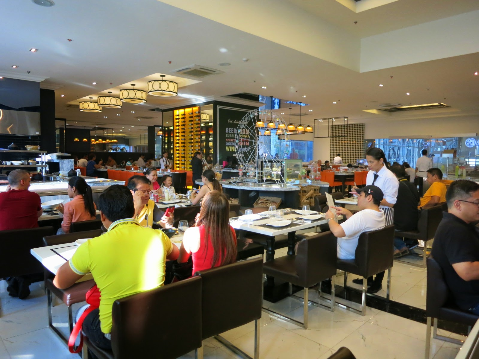 Todd English Food Hall Manila