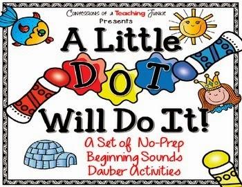 https://www.teacherspayteachers.com/Product/A-Little-Dot-Will-Do-It-No-Prep-Beginning-Sounds-Dauber-Activities-1645537