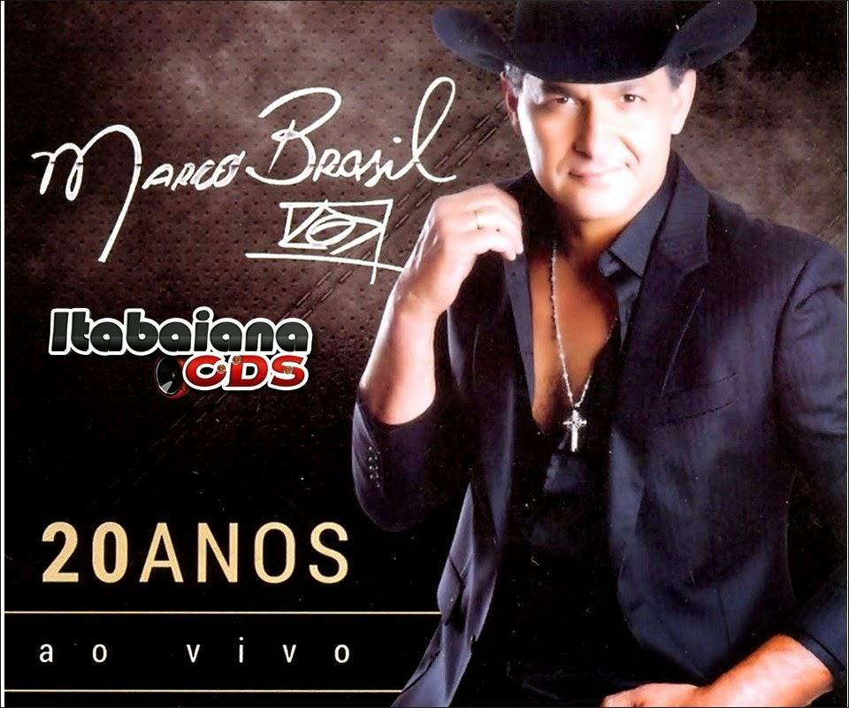 Marco Brasil 20 anos