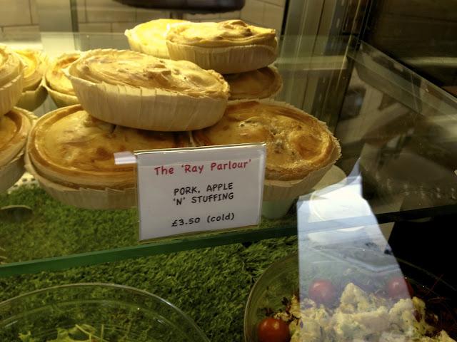 We The Food Snobs reviews The Piebury Corner