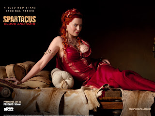 Spartacus Blood and Sand, Lesbian TV Show Watch Online lesmedia