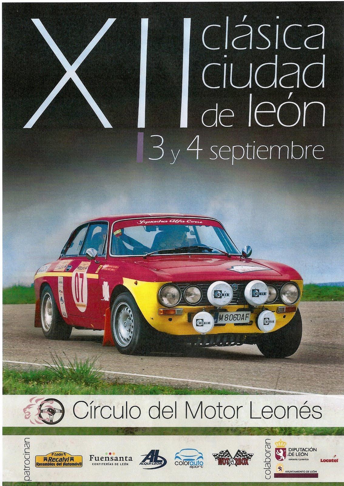 Delamo Racing Team Xii Clasica Ciudad De Leon