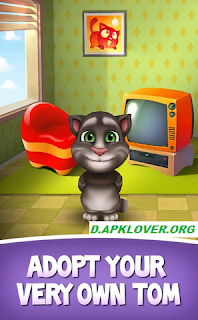 My Talking Tom Apk v1.0 [Unlimited Money]