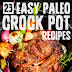 23 Easy Paleo Crock Pot Recipes