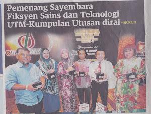 Utusan Malaysia ( Jumaat - 7 DISEMBER 2012 )