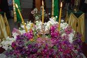 Η Κυριακή της Σταυροπροσκυνήσεως στο Ναό μας (φωτογραφίες)