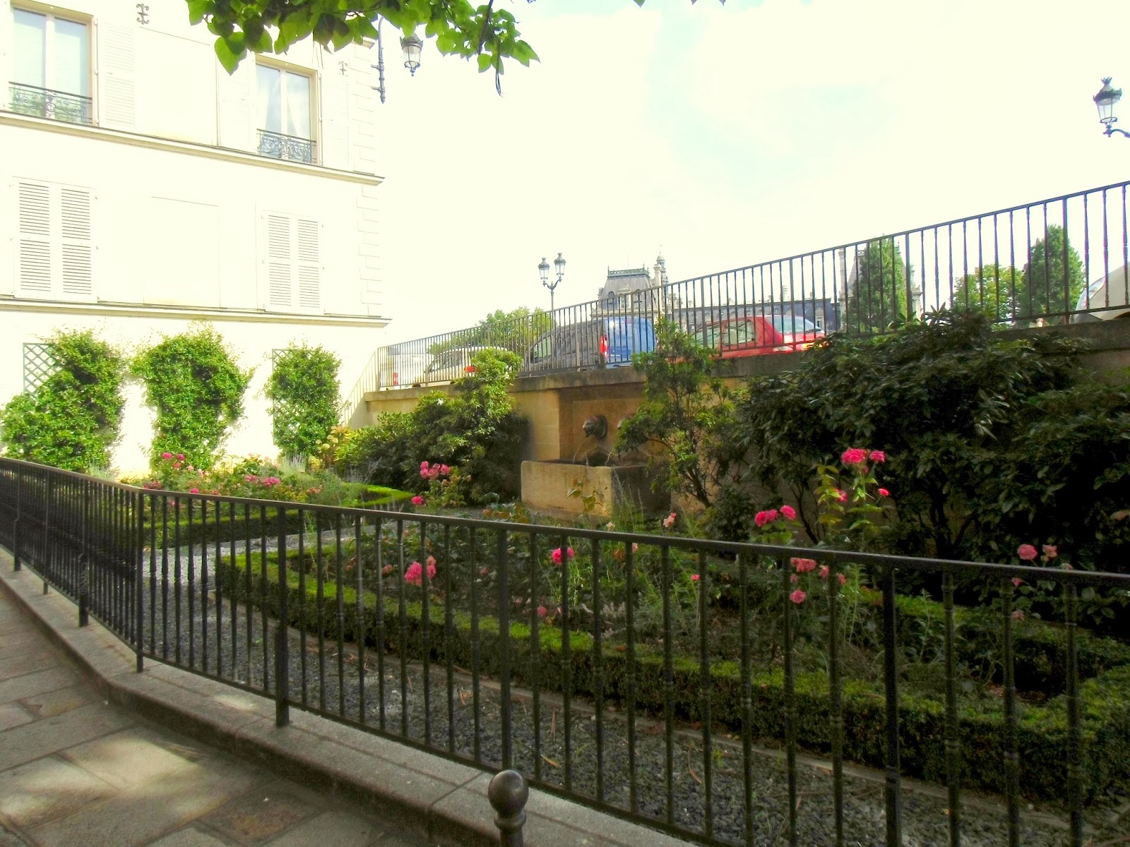 La rte le p re d 39 ulysse quelques vues de l 39 le de la - Jardin d ulysse uk ...