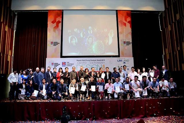 Nippon Paint Young Designer Award 2015, NPYDA