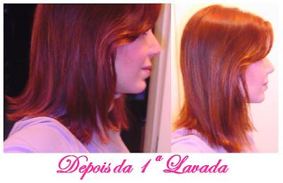 repigmentação de cabelos descoloridos
